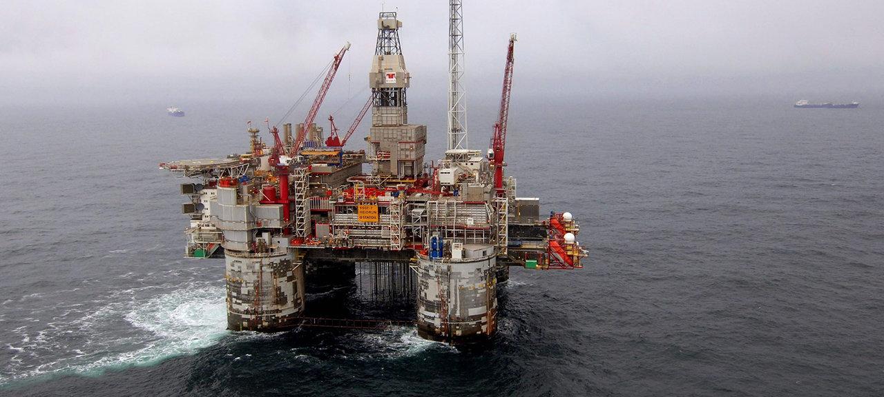 Heidrun, platform, offshore, TLP, Conoco, concrete, multiconsult
