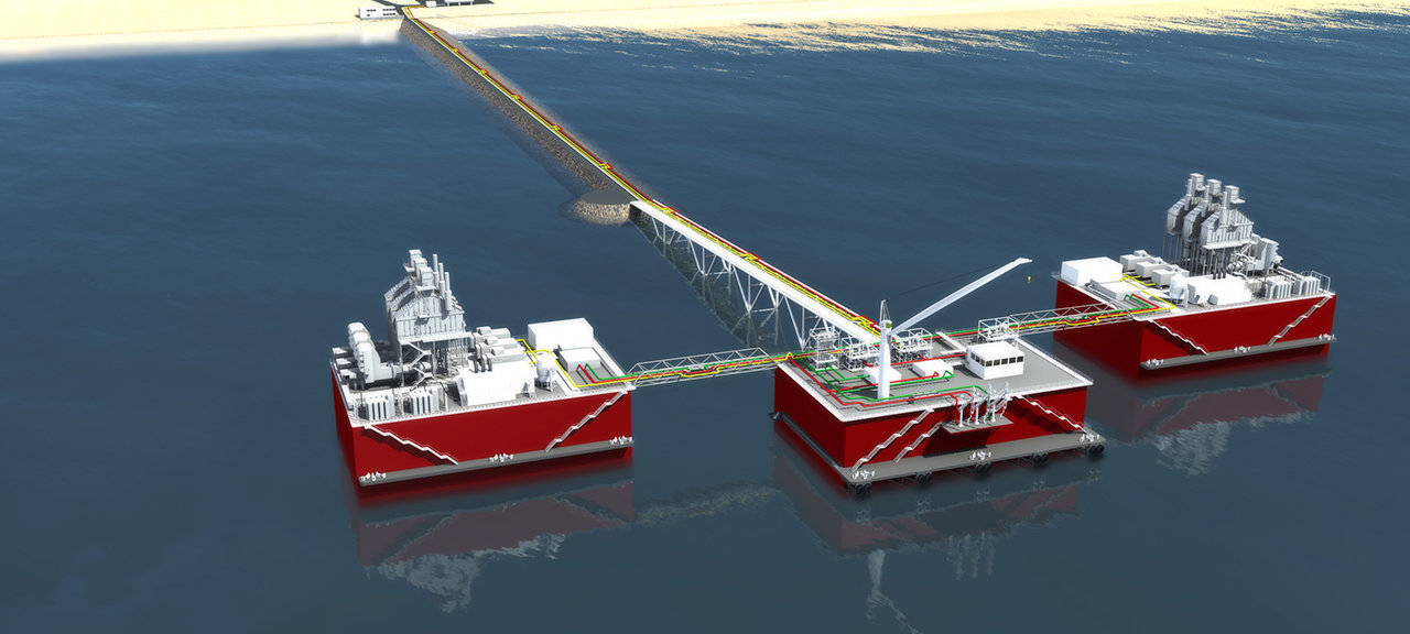 GraviFloat, LNG, feasibility, multiconsult