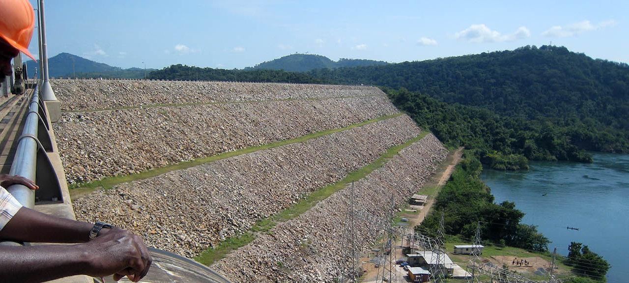 Multiconsult Energi vannkraft Akosombo and Kpong Akosombo Dam