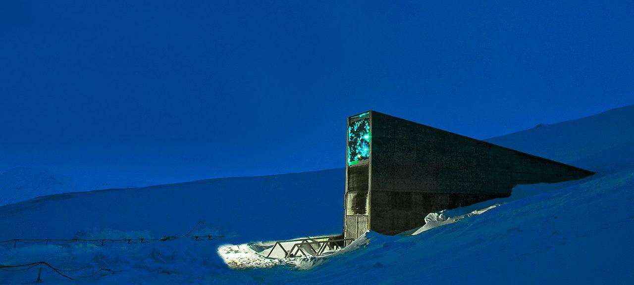 Frølageret Svalbard BE Bygg og eiendom