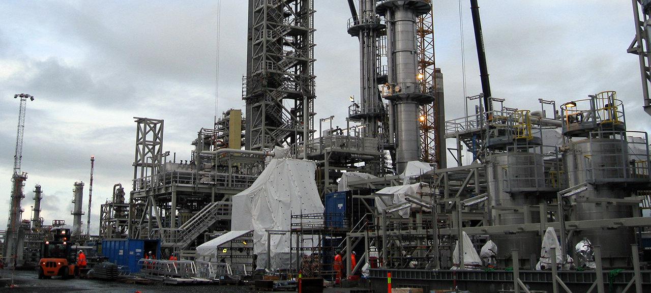 Mongstad, TCM, CO2, statoil, multiconsult