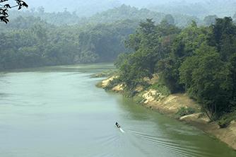 Laos River | Erik Børset, Multiconsult