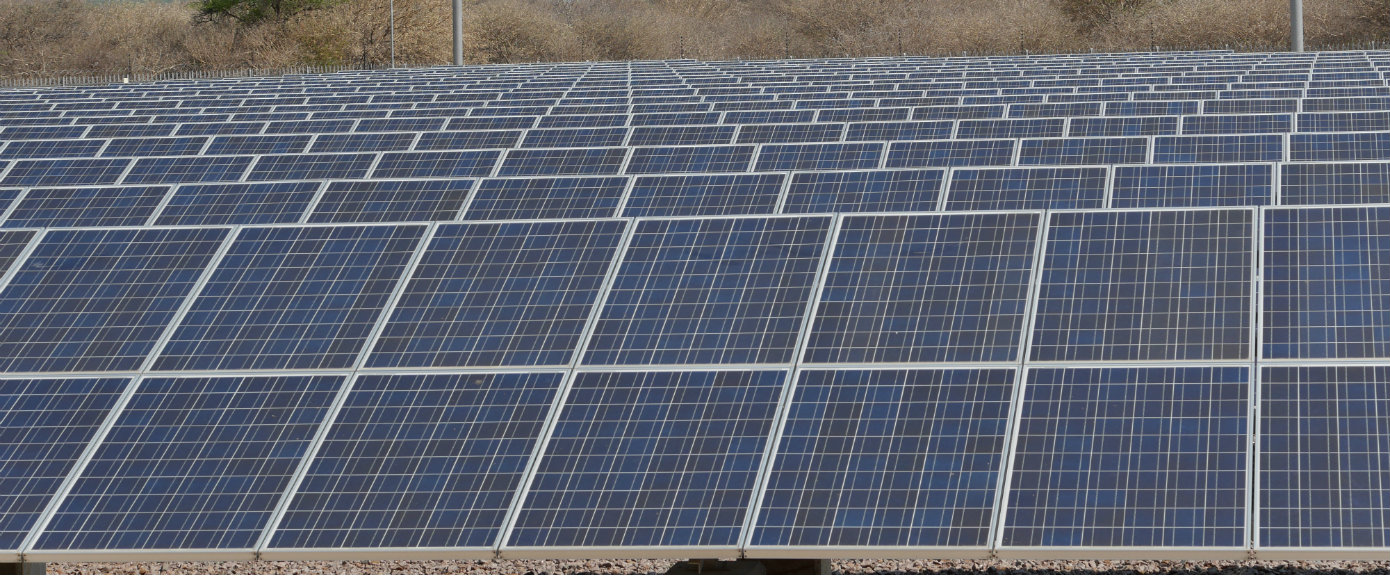 20 MW PV Power Plant in Botswana - Multiconsult