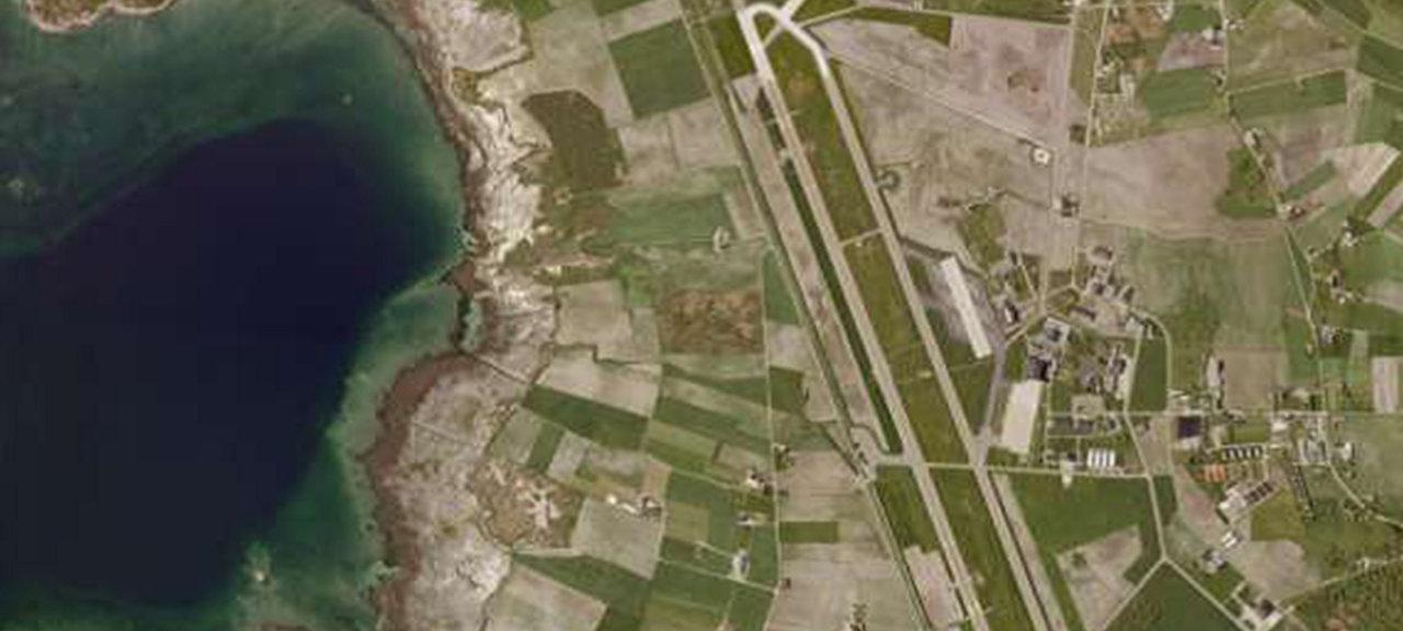Ørlandet Flystasjon | Foto: Statkraft