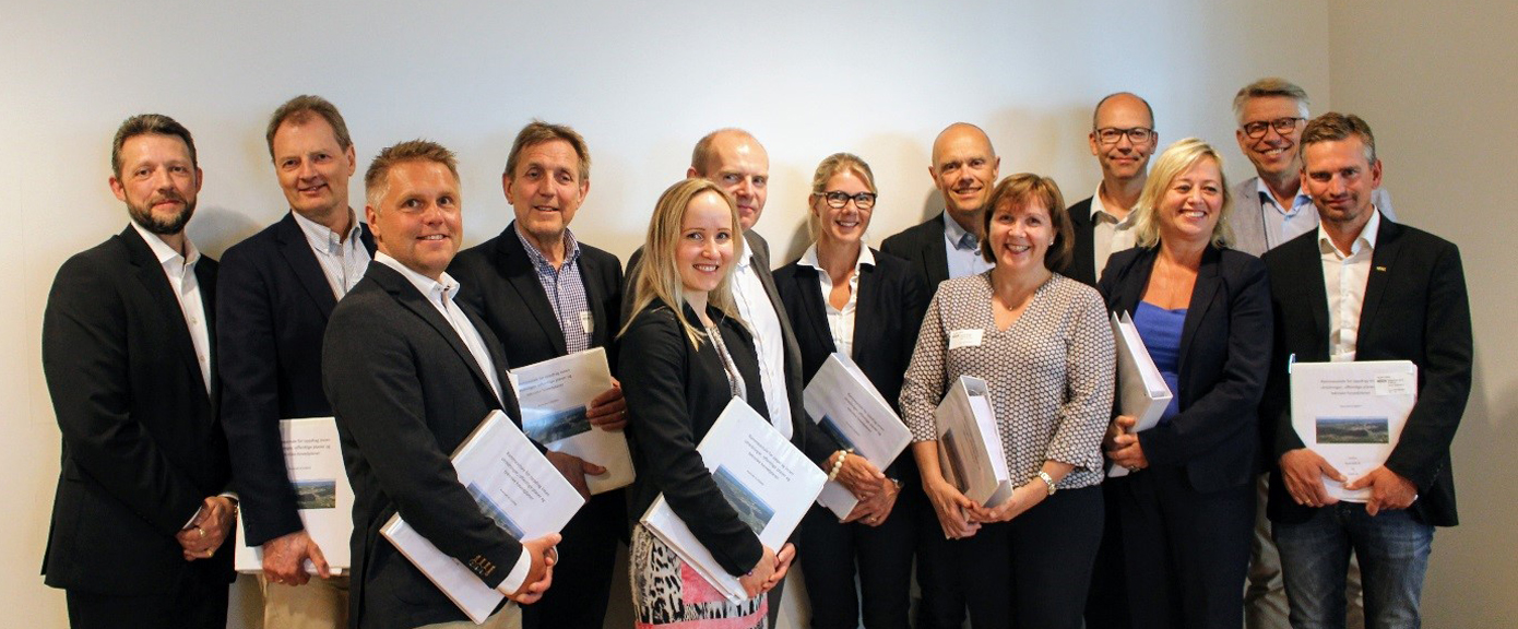 Multiconsult Signs New Framework Agreement With Bane Nor Sf