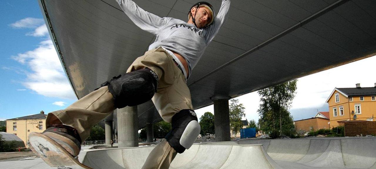 Multiconsult Samferdsel Skatepark Drammen Bruparken
