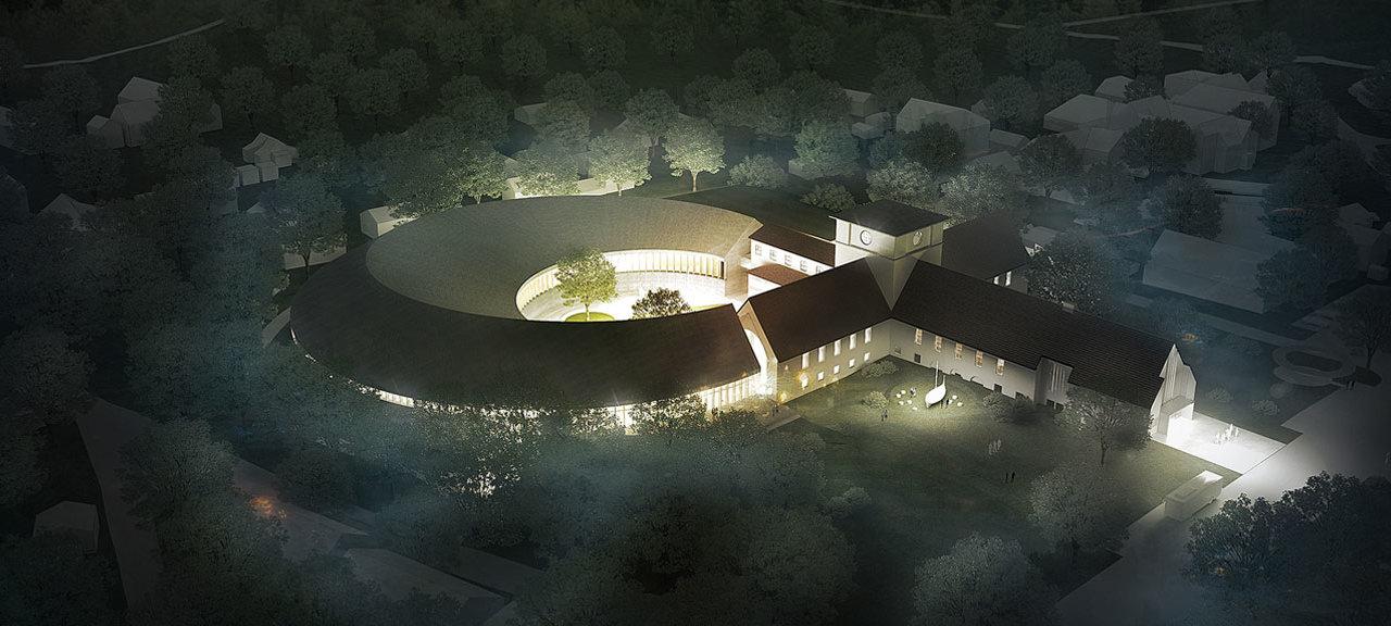 Viking museum in Oslo